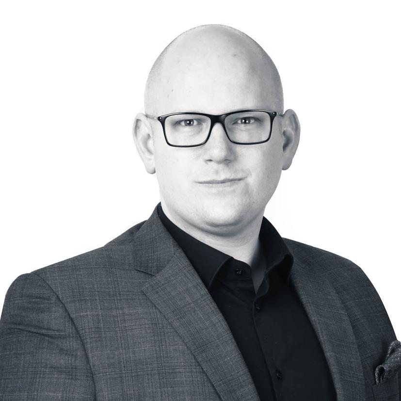 Personalporträtt på Daniel Backstig