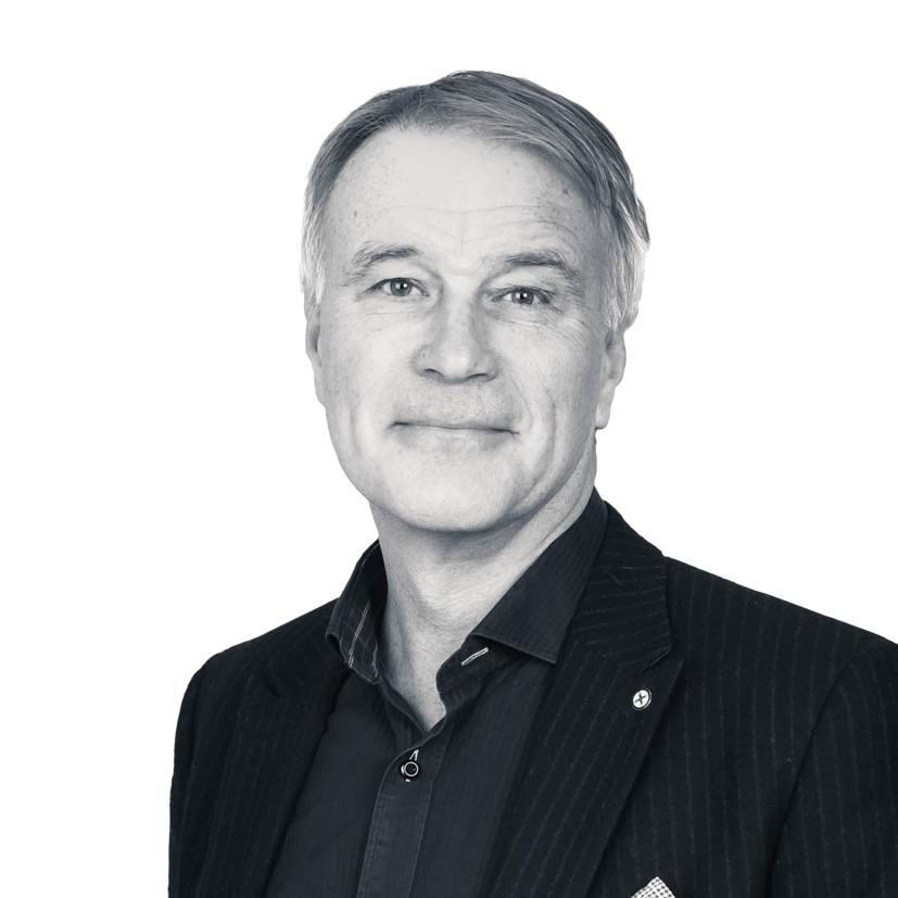 Personalbild på VD Leif Österlind