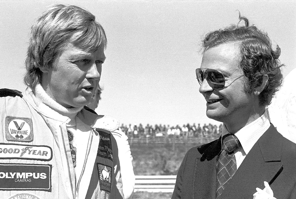 Ronnie Pettersson och kungen